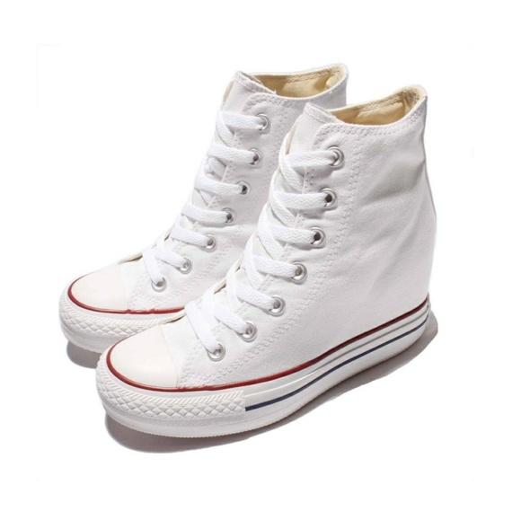 a3d4ed5b01af NWT Converse Chuck Taylor Platform Plus Wedge Shoe